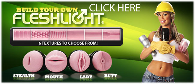 Build Your Own Fleshlight title